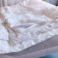 Европейское качество Новое поступление 100% натуральный шелк Наполнитель шелковое одеяло scraf