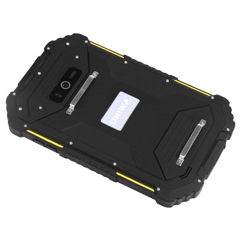 7 pouces tablette 4G/WIFI Android6.0 1280*800 7000mAh 2 GB/16 GB étanche peut appeler NFC extérieur trois-preuve tablette ebook lecteur GPS - 4