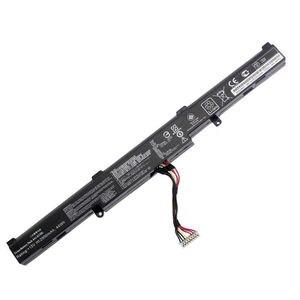 4 ячейки A41-X550E батарея для ASUS R752LJ R752LD R752LB R752M R752L R751J X751M X751MA X751L X751LA F751L F751LX