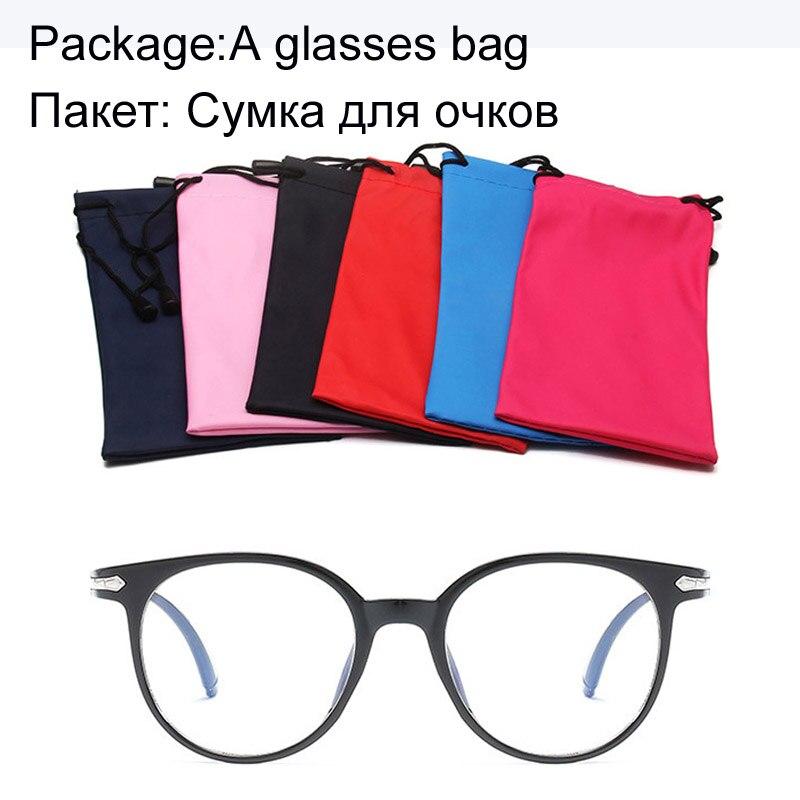Koreanische Mode Klare Gläser Rahmen Anti Blaues Licht Gläser Frauen ...