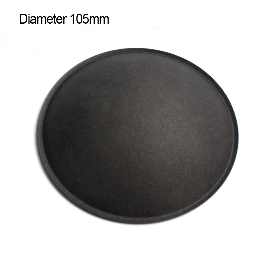 2Pcs/Lot 105MM 115MM Speaker Dust Cap Cover For DJ Speaker Woofer Subwoofer Speaker Repair Accessories DIY Home Theater 13