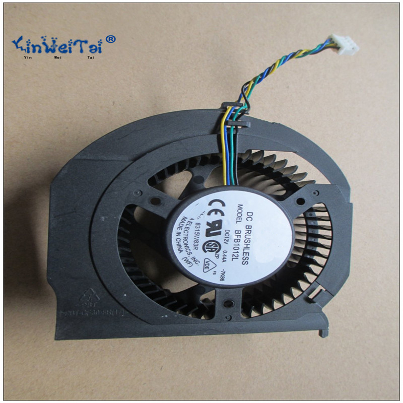 BFB1012L-7K86 Free Shipping For Delta Electronics BFB1012L 7K86 DC 12V 0.44A 90x90x21mm graphics card fan free shipping for delta ffr1212dhe sp02 dc 12v 6 3a 120x120x38mm 4 wire car booster fan