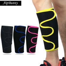 Adjustable Professional Football Soccer Shin Guards Compression Breathable Quick Dry Workout Fitness Sport Calf Protector Sleeve