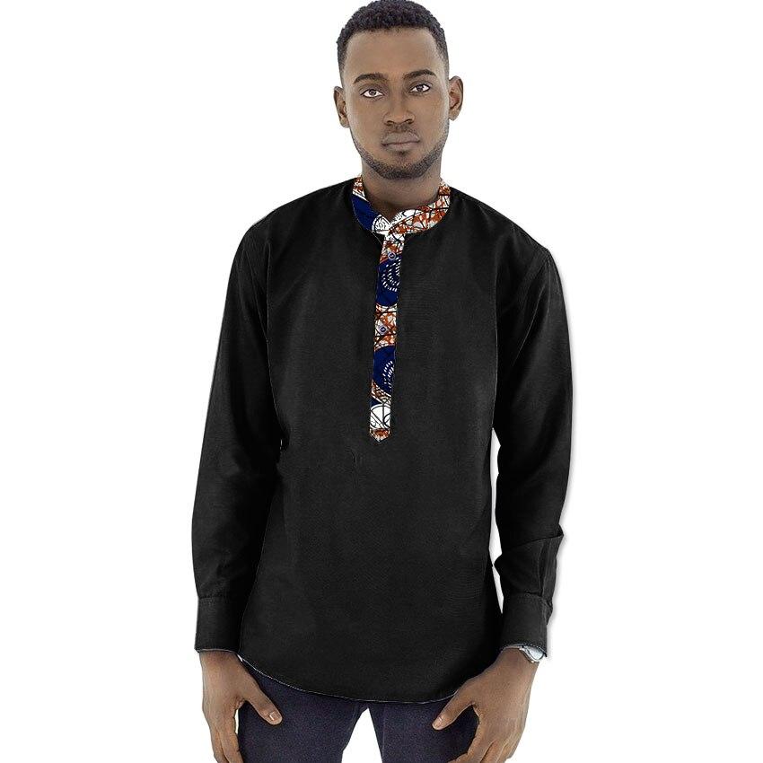 8f1979dfd9 Camisa dos homens vestido de moda masculina roupas dashiki africano ...