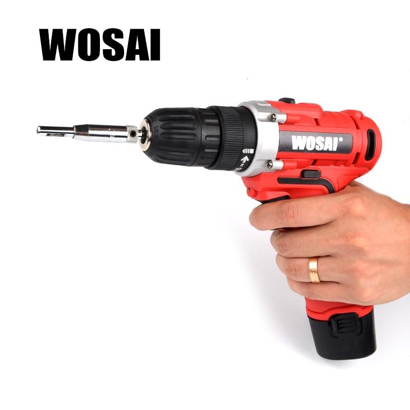 WOSAI 4-delige zelfcentrerende scharnierboorset 5/64 7/64 9/64 11/64 - Boor - Foto 5