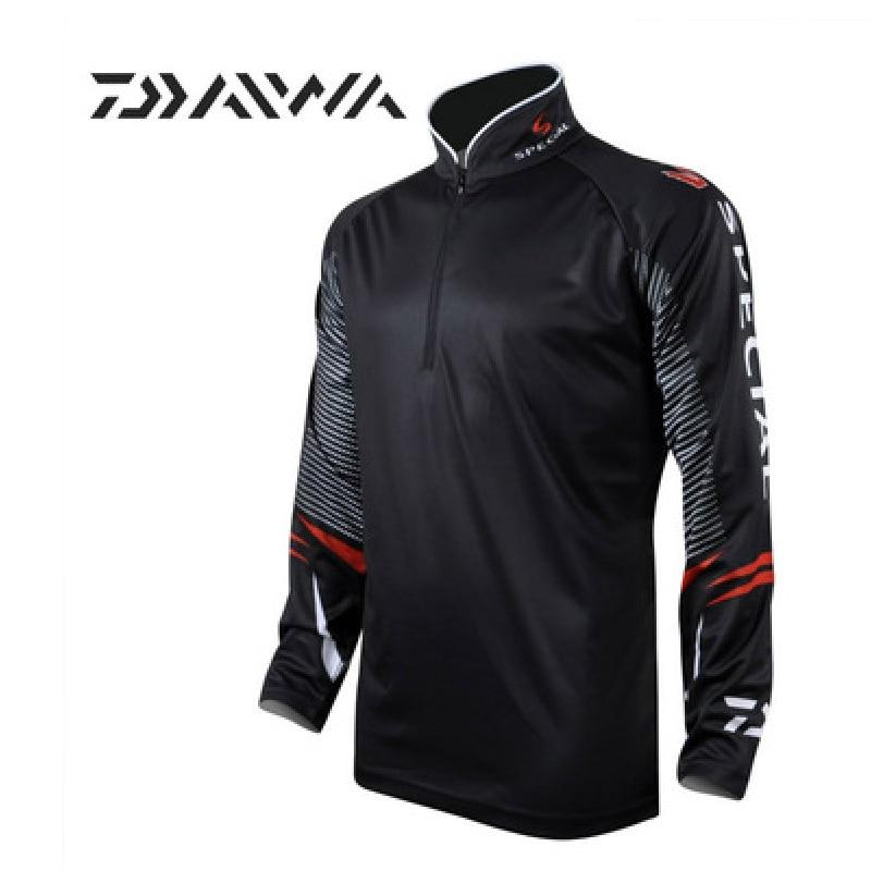2017 new daiwa btand fishing clothing shirt quick drying for Uv fishing shirts