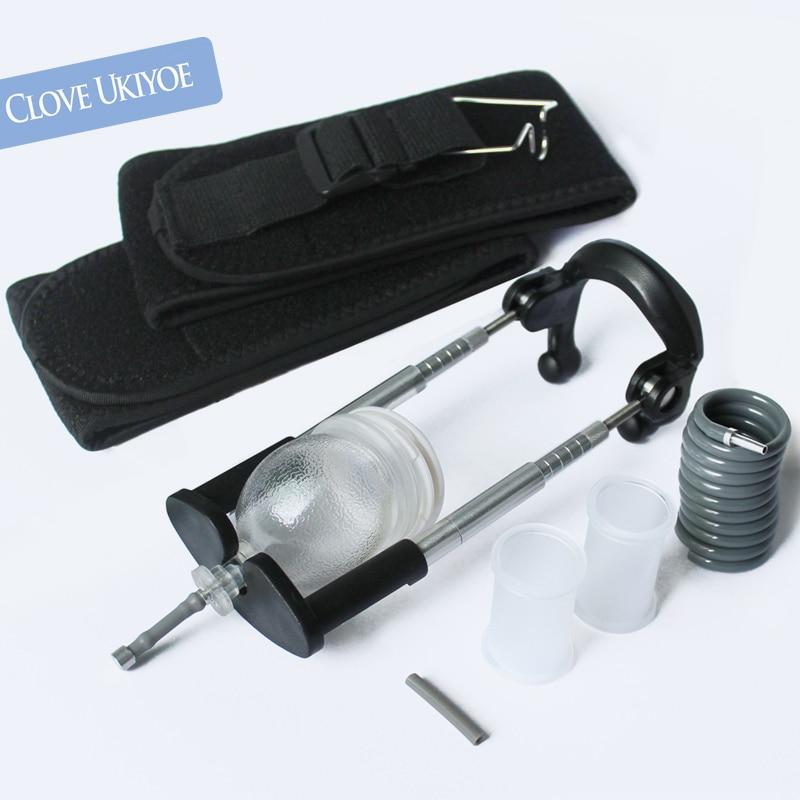Pro Male Penis Extender Penis Enlargement Penis Pump System Enlarger Enhancer Stretcher German Phallosan Grow Penis