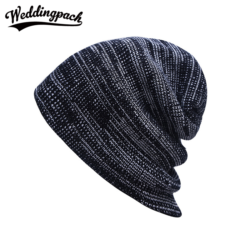 New Unisex Plain Warm Beanie Skull Cap Autumn Winter Hats Knitted Beanie Cap In Winter Women Knitted Hats Men Beanie Touca Gorro hight quality winter beanies women plain warm soft beanie skull knit cap hats solid color hat for men knitted touca gorro caps