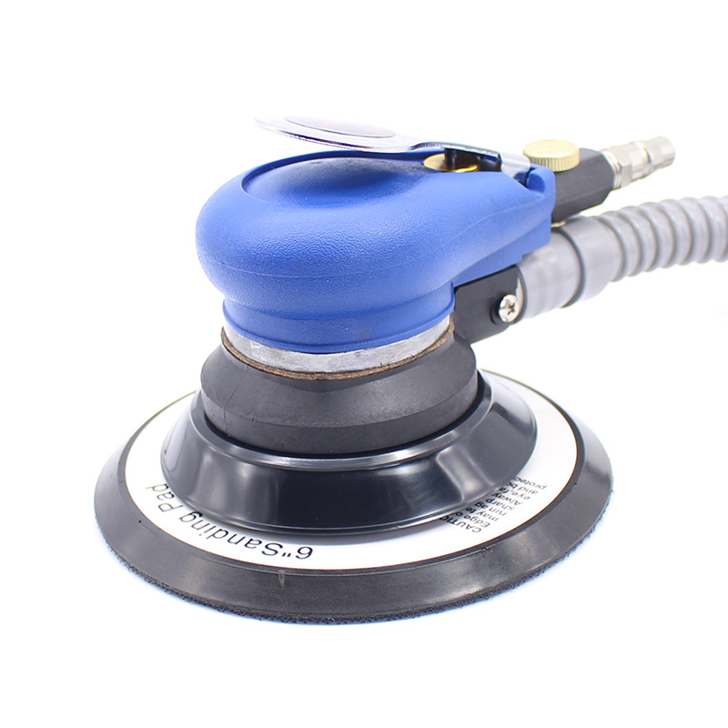 Wholesale 6 Inches Air Sander With Vacuum 150mm Pneumatic Sander 6