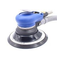 Wholesale 6 Inches air Sander with Vacuum 150mm Pneumatic Sander 6 Air Sanding Machine Pneumatic Tools