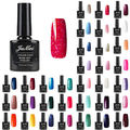 Nail Art gelpolish 10ml Soak Off 52 Color Gel Nail Polish UV LED Base Top Coat