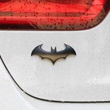 Автомобильные наклейки, 3D металлический значок Бэтмена, Эмблема для Lexus rx350 rx gs is250 gs300 rx300 nx rx330 gx470 lx470, аксессуары