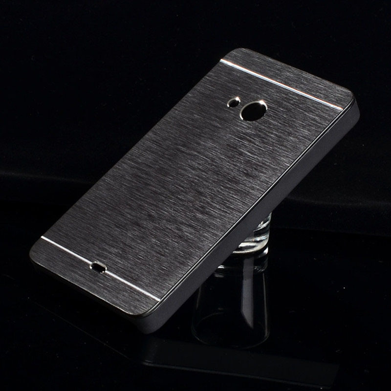 sports shoes a4bc4 9e0d7 US $1.85 |For Nokia Lumia 535 N535 Case FashionHigh quality Hard Aluminum  Metal + Plastic Phone Cases Back Cover B568 A on Aliexpress.com | Alibaba  ...