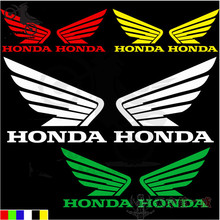 Wind motorbike motocross honda available decal logo covers stickers colorful sticker
