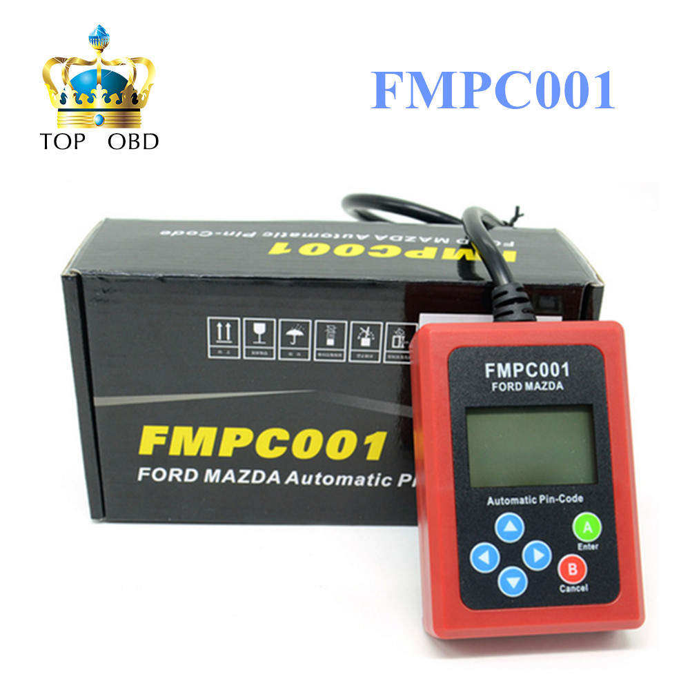 2017 FMPC001 for Ford/Mazda Incode Calculator FMPC001 Pincode Caculator V1.5 Without Token Limitation with Free Shipping