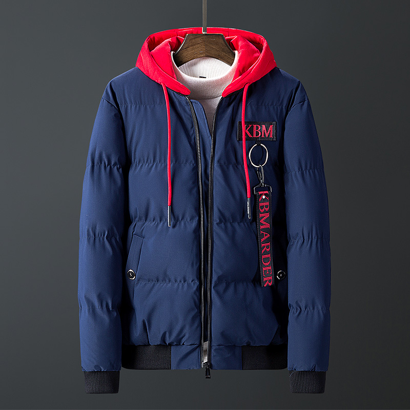 Good Quality Men Hooded Winter Coats Casual Warm Down