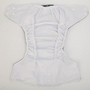 Image 3 - [Sigzagor]3 szt. Od 2 do 7 lat duże pieluszki tekstylne, pieluszki, kieszeń, wielokrotnego użytku zmywalna, wewnętrzna mikropolar, dziecięce maluchy Junior