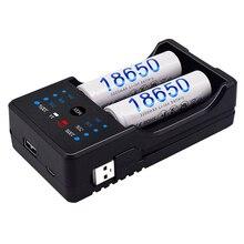 LED display 18650 charger 1.2V 3.7V 3.2V 3.85V AA / AAA 18350 26650 10440 14500 16340 25500 NiMH lithium battery charger kgg 4 lcd display usb rapid intelligent charger for aa aaa aaaa c 18650 18350 26650 22650 10440 14500 nimh battery smart charger