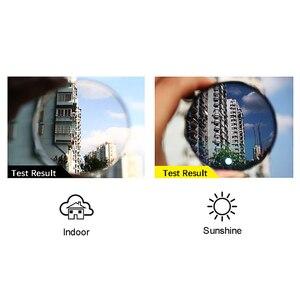 Image 5 - Gafas ópticas fotocromáticas de transición, gafas de lectura de fuerza personalizadas, para miopía, hipermetropía, Rx + Rx, Retro, Nerd, UV400
