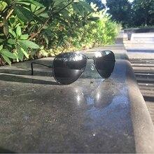 d4d44d175e Reggaeton 2018 fashion color film ray sunglasses polarized men s female  pilot sunglasses metal frame silver small