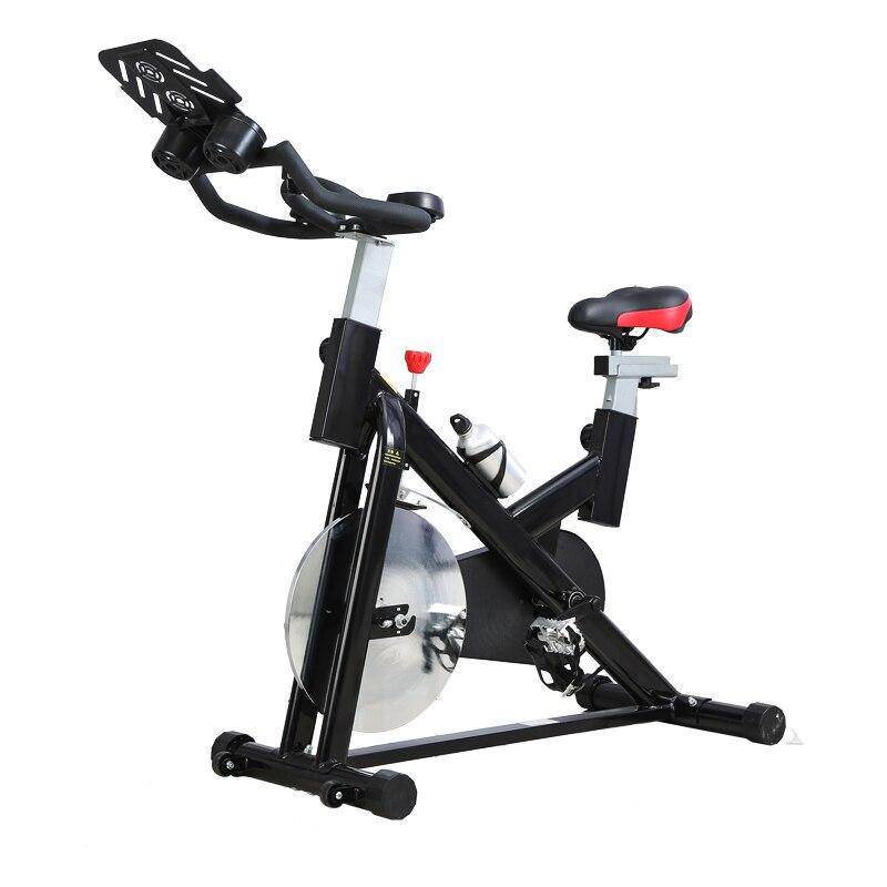 Exercício da Bicicleta Equipamentos de Fitness Família Fitness Bicicleta Interior Fixa Rotação