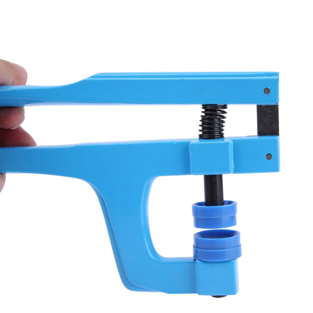 Watch Repair Tool Kit Die Watch Tools 11pcs 19-33mm Clock Back Case Close Pressing Watchmaker Tools