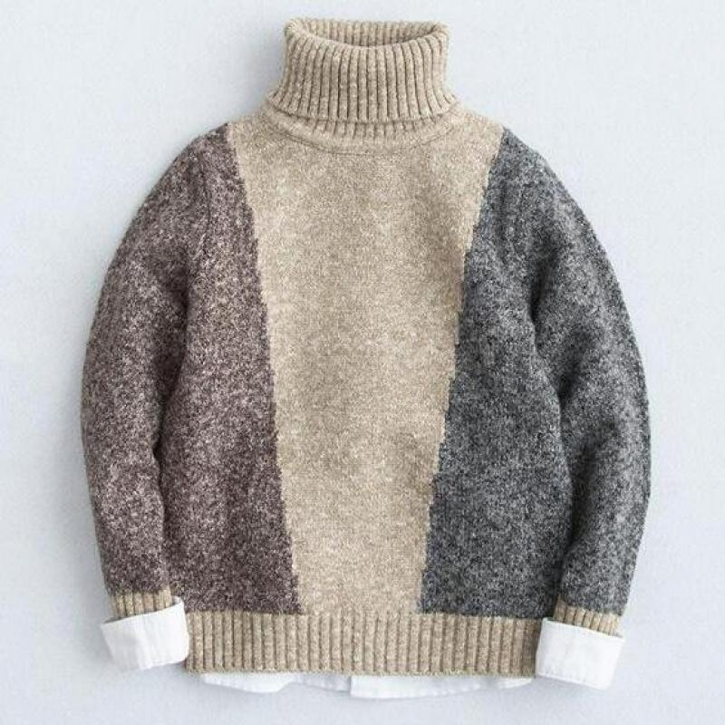 цены на Children's Sweater 2018 Autumn Casual Kids Striped Knitwear Cardigan Knitting Toddler Boys Sweater Pull Garcon Cardigan 10 12 14