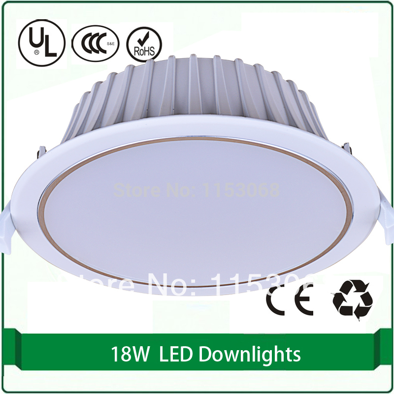 Downlights teto rebaixado painel down light Rated Watts : 5w 7w 10w 12w 18w
