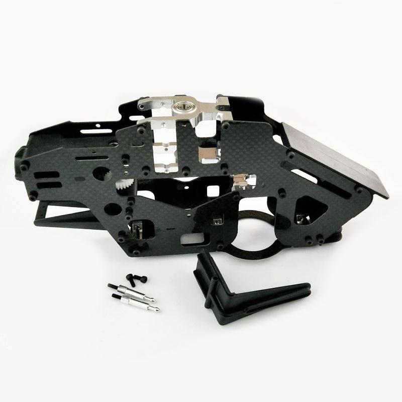 Hausler 450 Carbon Fiber Main Frame Belt Drive for Trex 450 PRO Helicopter цены онлайн