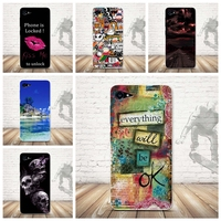 for Lenovo ZUK Z2 Case 3D Relief Priting Cover for Lenovo ZUK Z2 cover TPU case silicon back cover luxury coque phone cases