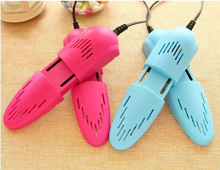 Wholesale retail Electric Ultraviolet Shoe Dryer Boot Glove Heater with Dehumidify Disinfector Deodorizer Shoe warmer faux pearl rhinestoned oval drop earrings