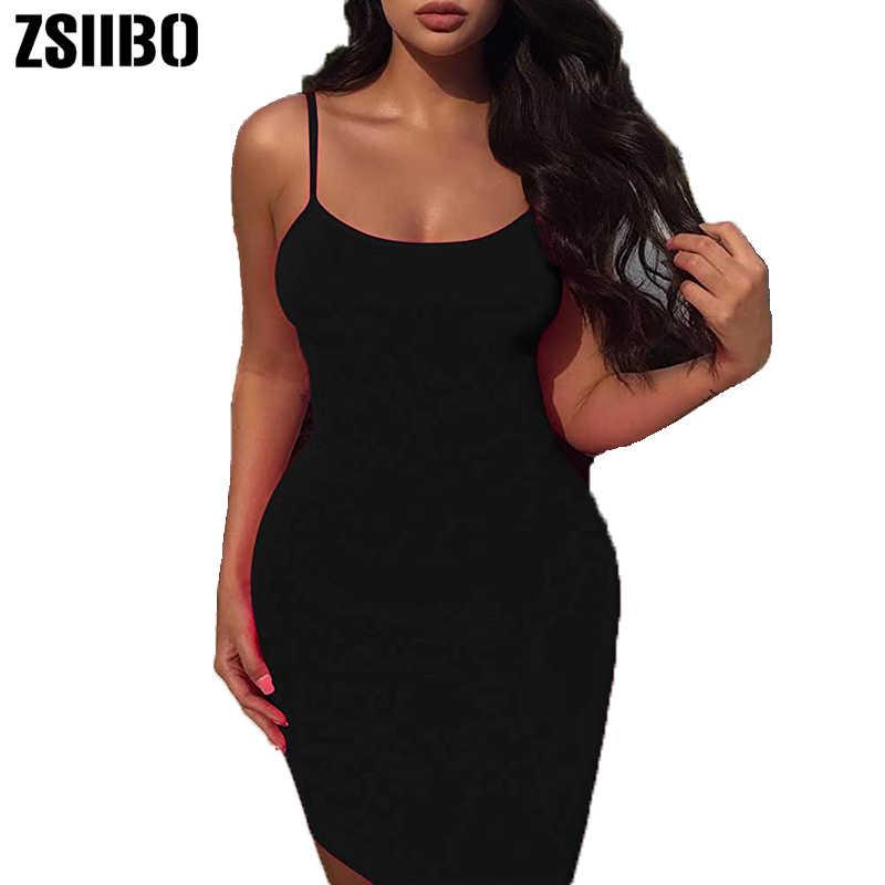 Лето 2019 г. Новая мода Тонкий Bodycon ремень платье для женщин пикантные повседневное ремень основные установлены Эластичный Мини платья для вечерин