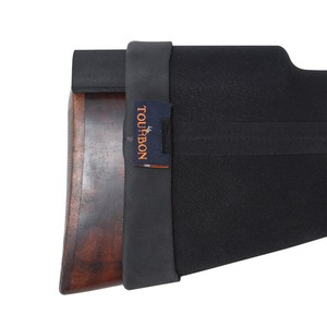 Image 2 - Тактическая расческа Tourbon для охотничьего пистолета, комплект для поднятия щек, пуговицы для пистолета, нескользящий чехол, неопреновые водонепроницаемые аксессуары для стрельбы
