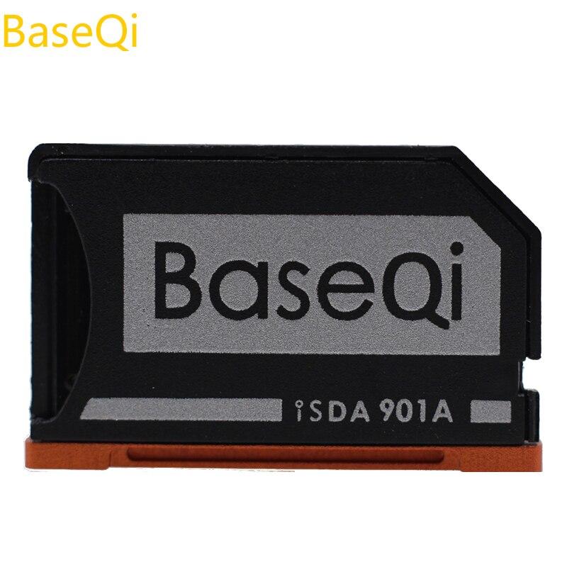 BaseQi Aluminium Minidrive TF Carte Adaptateur Pour Lenovo Yoga900/Yoga710/Yoga720/ideapad Ninja Furtif Lecteur De Carte Adaptateur