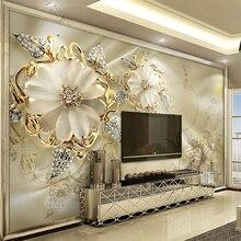 Jewelry Flower Wall European