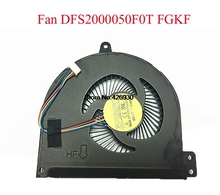 Вентилятор для ноутбука DELL Latitude E5470 EG50060S1-C210-S9A DFS2000050F0T FGKF EG50050S1-C780-S9A 0H3H1P H3H1P 0XGYJW 0WKT5Y