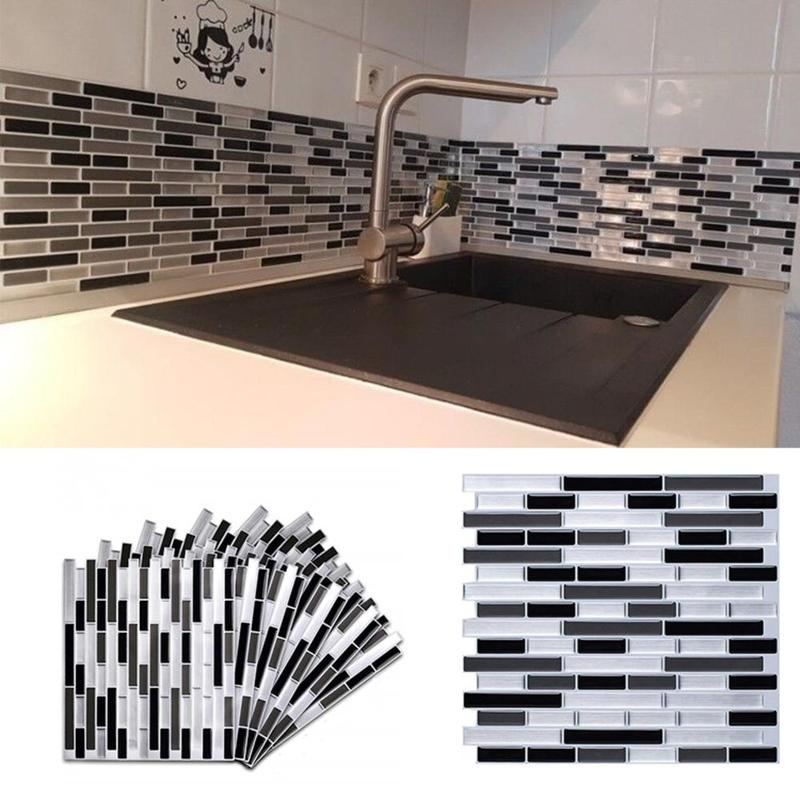 self adhesive mosaic tile sticker