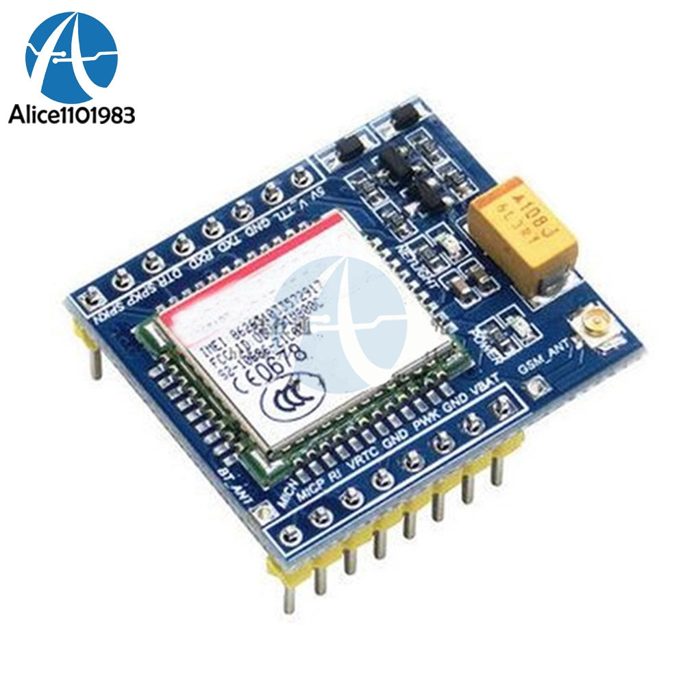 5 v 3.3 v SIM800C GSM GPRS Elettronico PCB Board Modulo TTL Bordo di Sviluppo IPEX Con Bluetooth TTS STM32 Per arduino C515 v 3.3 v SIM800C GSM GPRS Elettronico PCB Board Modulo TTL Bordo di Sviluppo IPEX Con Bluetooth TTS STM32 Per arduino C51