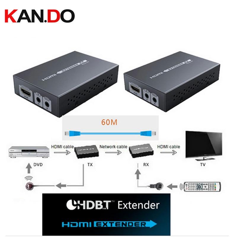 373matrix HDMI Extender W/ IR HDMI/Matrix IR Extender,support 16 Input/237 Outputs 1080P Transmission 120M CAT6 Video Adapter