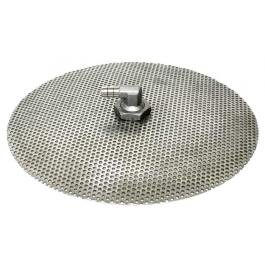 Homebrew False Bottom -23cm Diameter, with 3/8 barb fitting and 1/2 lock nuts, all grain brewing accessories, hopbacksHomebrew False Bottom -23cm Diameter, with 3/8 barb fitting and 1/2 lock nuts, all grain brewing accessories, hopbacks
