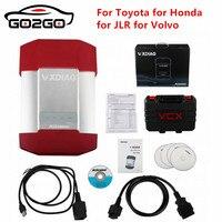 Hot WIFI VXDIAG MULTI Diagnostic Tool for Toyota For Honda For Land Rover for Jaguar( JLR) &for Volvo 4 IN 1 Scanner