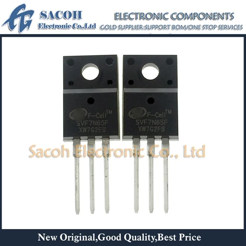 4x WML07N65C2-CYG Transistor N-MOSFET SJ-MOSFET C2 unipolar 650V 5A 23W TO220F