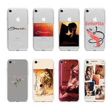 Camila Mendes Shawn Cabello senorita Colorido Se EU não Posso Ter Você silicone suave Phone Case para iPhone 5 6 S 7 8 Mais XS XR