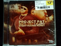 Project Pat Mista Don T Play 2 Everythangs Money CD Sealed