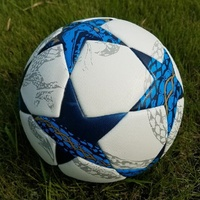 2018 New A Premier PU Soccer Ball Official Size 5 Football Goal League Ball Outdoor Sport