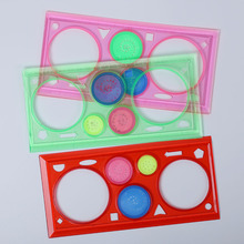2PCS/Set Spirograph Geometric Ruler Learning Drawing Tool Stationery for Student Drawing Set Creative Gift
