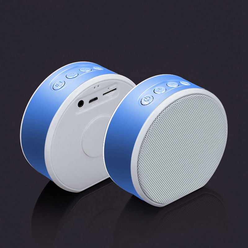 mini Portable Wireless Bluetooth Speaker Outdoor Stereo Portable Speaker Built-in mic Support Aux Port TF Card Play
