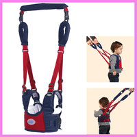 Toddle Baby Walking Safety Harness Anti Lost Wrist Leash Baby Learning Walking Assistant Child Walking Harness Walker Vest