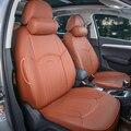 ИСКУССТВЕННАЯ кожа чехлы для Peugeot 607 2004, автомобильные аксессуары, автозапчасти передние и задние сиденья декоративные автомобиля подушка поддерживает