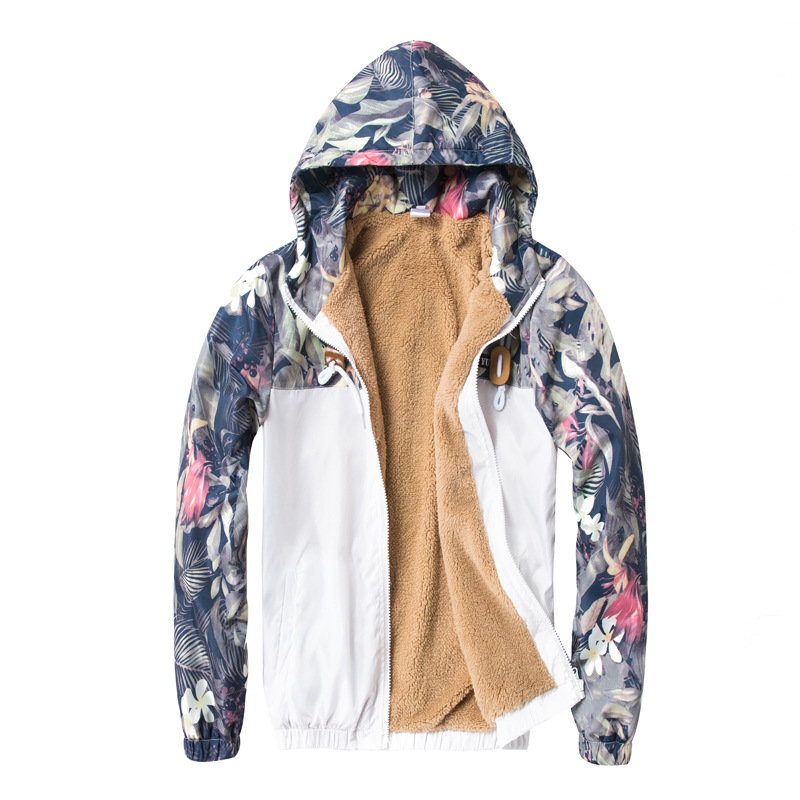 Fleece White